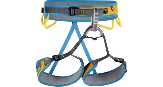 Mammut M's Ophir 3 Slide Seat Harnesses imperial-yellow